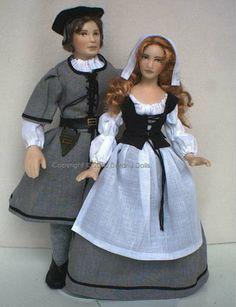 Tudor Merchant and his Wife