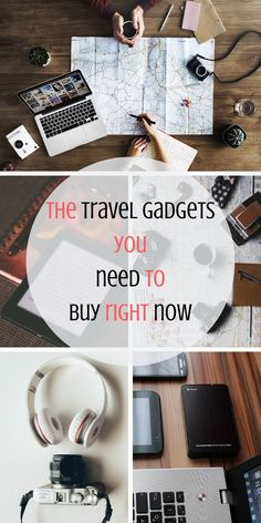 You absolutely need these travel gadgets for your next trip! The perfect travel technology. These would make great traveler gifts, too! Carry On Packing, Packing Tips, Travel Packing, Vacation Packing, Best Travel Gadgets, Cool Gadgets, Another A, Online Travel, Winter Pictures