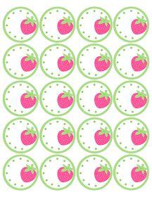 Tricia-Rennea, illustrator: Strawberry Circles Forever
