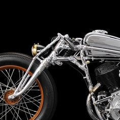 Chicara Art Motorcycles by Chicara Nagata