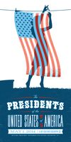 Presidents Of The United States Of America - Bear Tooth Theatrepub, Anchorage