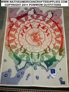 Iroquois Women Clothing | Pendleton Sky Woman Muchacho Baby Blanket Sky Woman Muchacho Pendleton ...