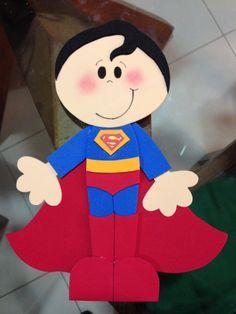 porta retrato super herói em e.v.a dia dos pais - Pesquisa Google