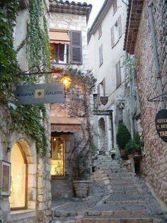 Saint-Paul-de-Vence Provence France
