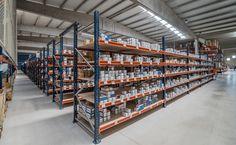 Caso práctico almacén con picking de Cofan en Ciudad Real, España - Mecalux.es