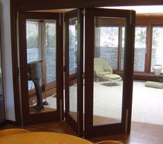 Folding doors - contemporary - entry - other metro - Gaulhofer ...