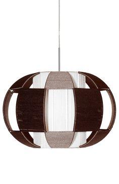 Pendant Linda XL Material: Silk / Metal / Chrome Cable: Transparent High 36 cm Diameter 55 cm Lampholder E27 Max 15W Energy save (60W) Design: Anna Andersson
