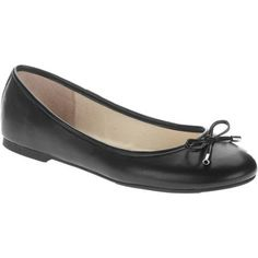 cd1181455154 Faded Glory Women s Ballet Flat - Walmart.com