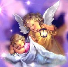 Duchovní léčba :: Moji andělé