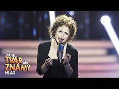 "Hana Holišová jako Edith Piaf – ""Non, je ne regrette rien"" | Tvoje tvář má známý hlas - YouTube Album, Youtube, Music, Fictional Characters, Style, Life, Singers, Musica, Swag"