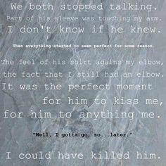 i could have killed him. <3 hehe