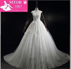 Lace Wedding Dress See Through A-Line Robe De Mariage Vintage China Wedding Dress Real Custom Made Bride Dresses 2015 BW-03