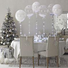 biało-świąteczne dek