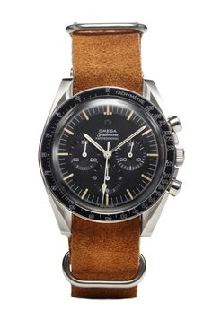 Vintage Omega Speedmaster; One day I will find one of these. They look so much better than their modern counterparts. Shame.