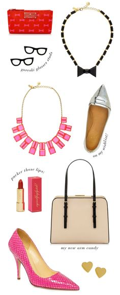 kate spade accessories for valentine's day