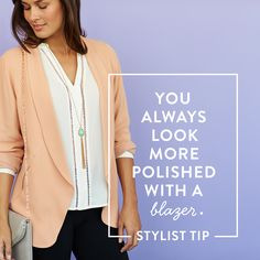 The Sampson Boyfriend Blazer: I will quite possibly cry if this isn't in my next fix. #stitchfix