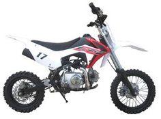 Crossipyörä 125cc; Samurai | Rellunkulma.fi verkkokauppa