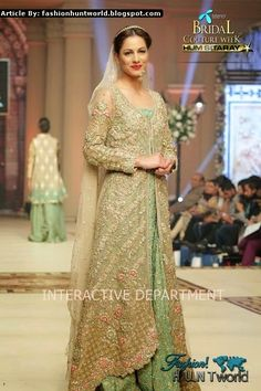 Saira Rizwan Bridal Collection 2015-2016