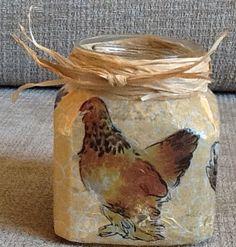 Tarro de gallinas