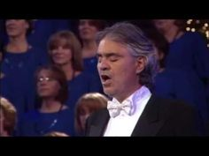 "BEST Andrea Bocelli Song EVER! - (HQ Sound) - The Lord's Prayer Listen as he joins the Mormon Tabernacle Choir in Salt Lake City, Utah for an unforgettable rendition of ""The Lord's Prayer. Sound Of Music, Kinds Of Music, My Music, Music Film, Mormon Tabernacle, Tabernacle Choir, Spiritual Music, Spiritual Quotes, Inspirational Music"