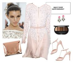 """""""Was it ever quite enough?"""" by mariaalovett ❤ liked on Polyvore featuring MM6 Maison Margiela, Louis Vuitton, Antonio Berardi and Sephora Collection"""