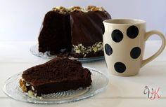 Double Chocolate Gugelhupf Rezept von @vieraskitchen