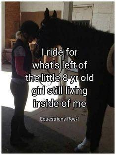 For the little girl still inside me