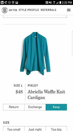 Love the texture, color, and love cardigans