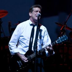 Glenn Lewis Frey was an American singer born in Detroit, Michigan (November 6, 1948). He started piano at 5 then... continue on eeever.com