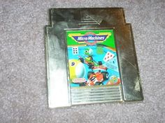 MICRO MACHINES NES Nintendo Game