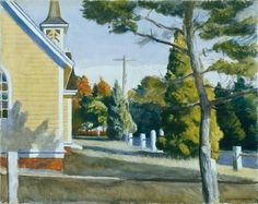 Edward Hopper (1882-1967гг)