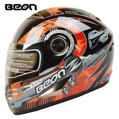 78.99$  Buy now - http://ali143.worldwells.pw/go.php?t=32393120528 - top quality Beon Full Face Motorcycle Helmet Silver Windshield motorbike helmet B500