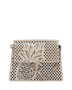 ef0c2901b6 Chloe Faye Medium Perforated-Pineapple Shoulder Bag