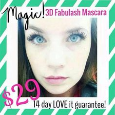 With a full money back guarantee.. What's stopping you from getting your new Favorite mascara???  https://www.youniqueproducts.com/JanelleChow/party/1059923/view