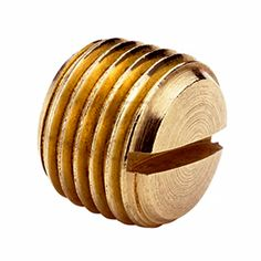 Brass Slotted Head Plug technical detail and specifications as under content, We are manufacturing and exporting all kinds of Brass Slotted Head Plug as per customer's specifications and requirement.