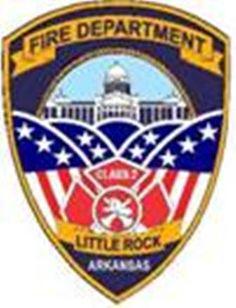 Little Rock Fire Department   Logo