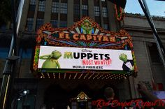 The Muppets Most Wanted Premiere Red Carpet #TheMuppets