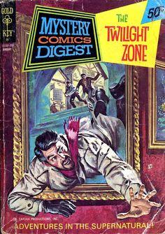 Mystery Comics Digest The Twilight Zone