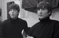 What About The Beatles? Paul & John