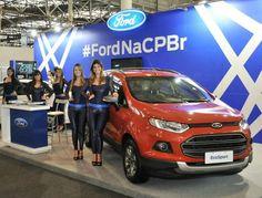 New Ford Ecosport @ AutoInfoz.Com