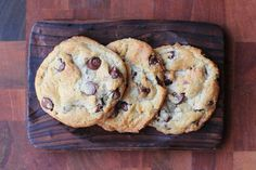 eggless chocolate chip cookies This Week for Dinner