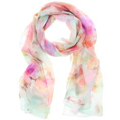 Watercolor Scarf #r29summerstyle