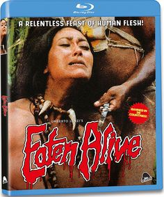 Severin Films sinks its teeth into Umberto Lenzi's hilariously tasteless cult flick. Break out the ketchup.