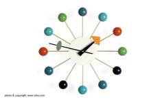 George Nelson / Vitra Design Museum / Ball Clock