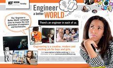 Engineer a better world