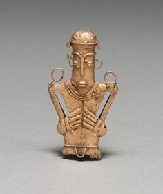 Tunjos (Votive Offering Figurine) | Cleveland Museum of Art