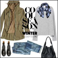 Cool Season by bluehydrangea on Polyvore featuring Zara, G1, Wrap, L'Autre Chose, christopher. kon, Kate Spade, women's clothing, women's fashion, women and female