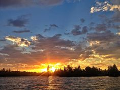 Summer, Lake Tapps