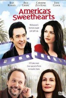 Vicki's Popcorn Entertainment: America's Sweethearts (Movie - 2001)