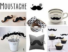 Home Shabby Home:Movember - Moustache